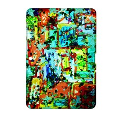 Birds   Caged And Free Samsung Galaxy Tab 2 (10 1 ) P5100 Hardshell Case