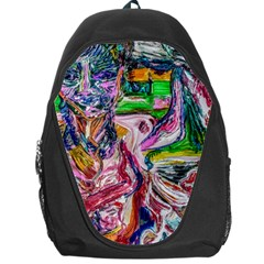 Budha Denied The Shine Of The World Backpack Bag