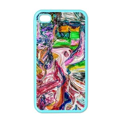 Budha Denied The Shine Of The World Apple Iphone 4 Case (color)