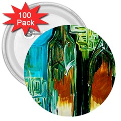 Ceramics Of Ancient Land 2 3  Buttons (100 Pack)