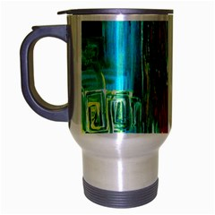 Ceramics Of Ancient Land 2 Travel Mug (silver Gray)