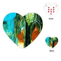 Ceramics Of Ancient Land 2 Playing Cards (heart)