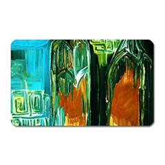 Ceramics Of Ancient Land 2 Magnet (rectangular) by bestdesignintheworld