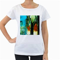 Ceramics Of Ancient Land 2 Women s Loose Fit T Shirt (white)