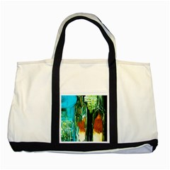 Ceramics Of Ancient Land 2 Two Tone Tote Bag