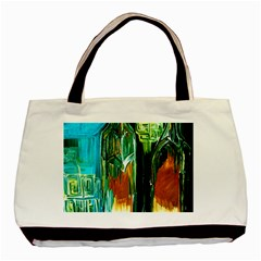 Ceramics Of Ancient Land 2 Basic Tote Bag (two Sides)
