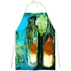 Ceramics Of Ancient Land 2 Full Print Aprons