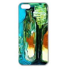 Ceramics Of Ancient Land 2 Apple Seamless Iphone 5 Case (clear)