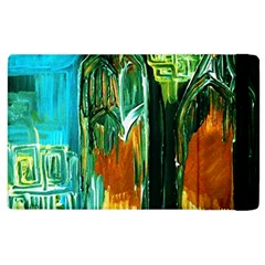 Ceramics Of Ancient Land 2 Apple Ipad 2 Flip Case