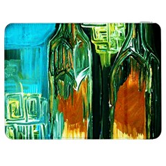 Ceramics Of Ancient Land 2 Samsung Galaxy Tab 7  P1000 Flip Case