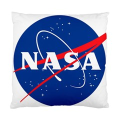 Nasa Logo Standard Cushion Case (one Side)