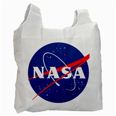 Nasa Logo Recycle Bag (two Side)