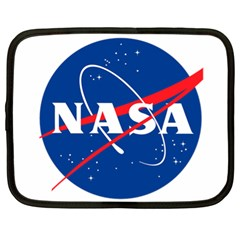 Nasa Logo Netbook Case (xl)