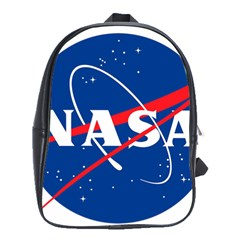 Nasa Logo School Bag (large)