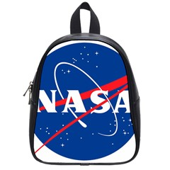Nasa Logo School Bag (small) by Samandel