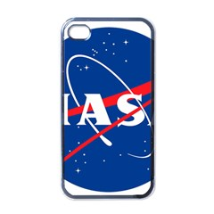 Nasa Logo Apple Iphone 4 Case (black)
