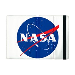 Nasa Logo Apple Ipad Mini Flip Case