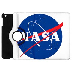 Nasa Logo Apple Ipad Mini Flip 360 Case