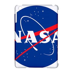 Nasa Logo Apple Ipad Mini Hardshell Case (compatible With Smart Cover)