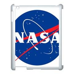 Nasa Logo Apple Ipad 3/4 Case (white)