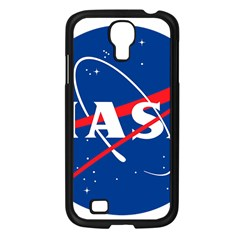 Nasa Logo Samsung Galaxy S4 I9500/ I9505 Case (black)