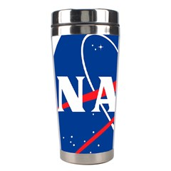 Nasa Logo Stainless Steel Travel Tumblers
