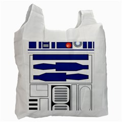 R2 Series Astromech Droid Recycle Bag (one Side)