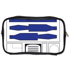 R2 Series Astromech Droid Toiletries Bags 2 Side