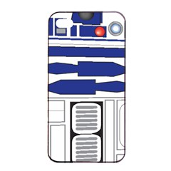 R2 Series Astromech Droid Apple Iphone 4/4s Seamless Case (black)