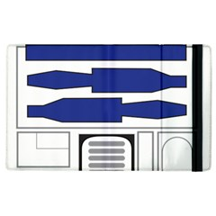 R2 Series Astromech Droid Apple Ipad 2 Flip Case