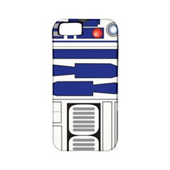 R2 Series Astromech Droid Apple Iphone 5 Classic Hardshell Case (pc+silicone)