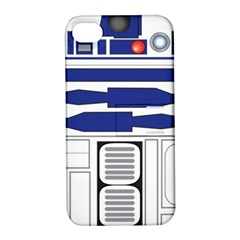 R2 Series Astromech Droid Apple Iphone 4/4s Hardshell Case With Stand