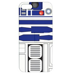 R2 Series Astromech Droid Apple Iphone 5 Hardshell Case With Stand