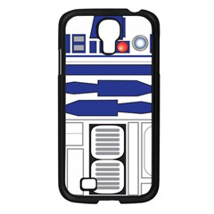 R2 Series Astromech Droid Samsung Galaxy S4 I9500/ I9505 Case (black)