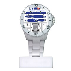 R2 Series Astromech Droid Plastic Nurses Watch