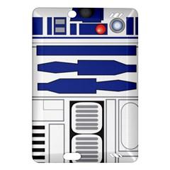 R2 Series Astromech Droid Amazon Kindle Fire Hd (2013) Hardshell Case