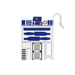 R2 Series Astromech Droid Drawstring Pouches (small)