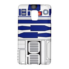 R2 Series Astromech Droid Galaxy Note Edge by Samandel