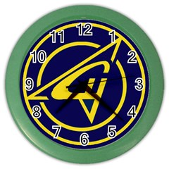 Sukhoi Color Wall Clocks