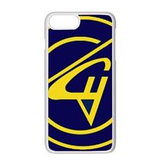 Sukhoi Apple Iphone 8 Plus Seamless Case (white)
