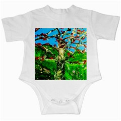 Coral Tree 2 Infant Creepers