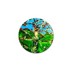 Coral Tree 2 Golf Ball Marker by bestdesignintheworld