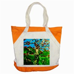 Coral Tree 2 Accent Tote Bag