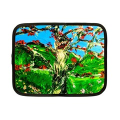 Coral Tree 2 Netbook Case (small)