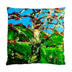 Coral Tree 2 Standard Cushion Case (one Side)