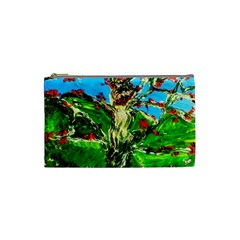 Coral Tree 2 Cosmetic Bag (small)