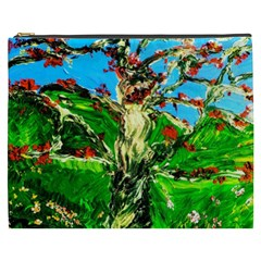 Coral Tree 2 Cosmetic Bag (xxxl)