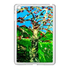 Coral Tree 2 Apple Ipad Mini Case (white)