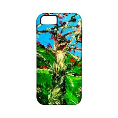 Coral Tree 2 Apple Iphone 5 Classic Hardshell Case (pc+silicone)