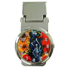 1 Butterfly 1 Money Clip Watches